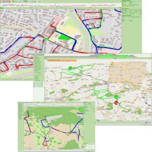 Kartenansicht mit Openstreetmap